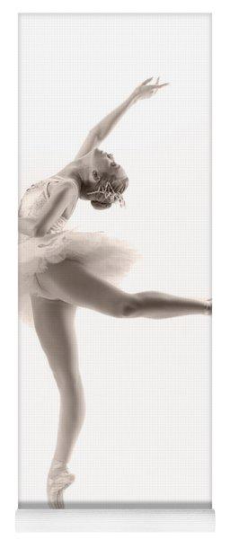 Ballerina Yoga Mat