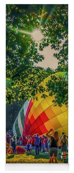 Balloon Fest Spirit Yoga Mat