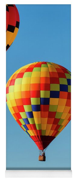 Balloon Fest Yoga Mat