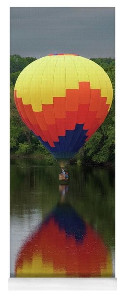 Balloon Reflections Yoga Mat