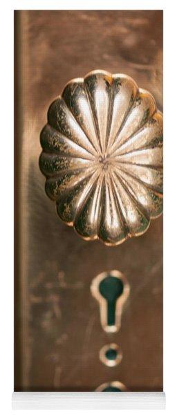 Baltimore Doorknob #1 Yoga Mat