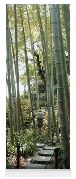 Bamboo Forest Yoga Mat