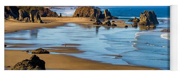 Bandon Beach Yoga Mat