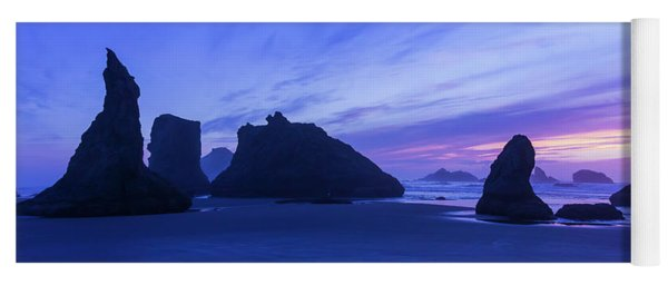 Bandon Blue Hour Yoga Mat