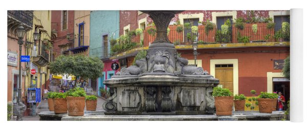 Baratillo Plaza Yoga Mat
