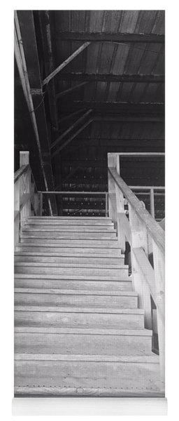 Barn Stairs Yoga Mat