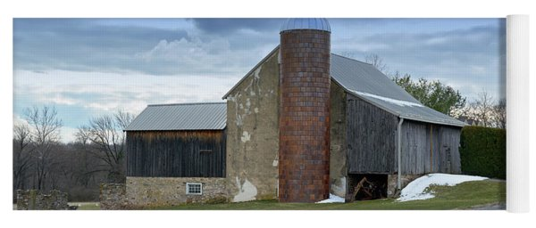Barns And Country Yoga Mat