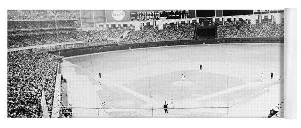 Baseball: Astrodome, 1965 Yoga Mat