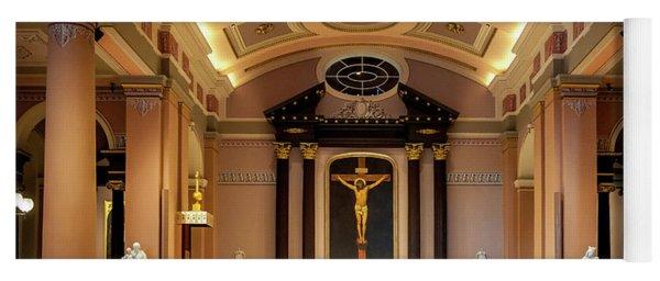 Basilica Of Saint Louis, King Of France Yoga Mat