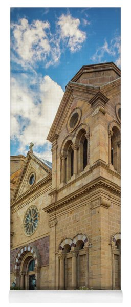 Basilica Of St. Francis Of Assisi Yoga Mat