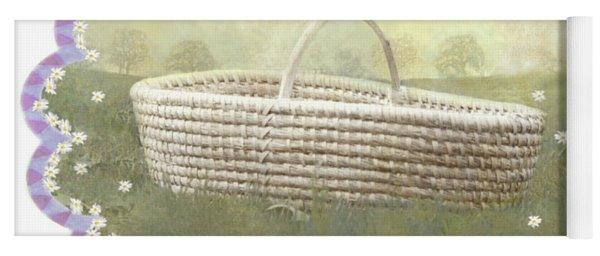 Basket Yoga Mat