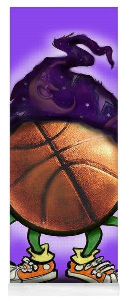 Basketball Wizard Yoga Mat