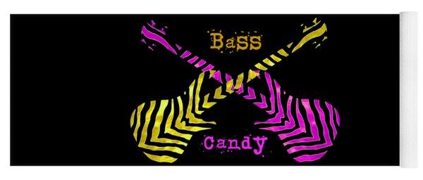 Bass Candy Yoga Mat