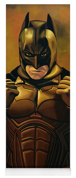 Batman The Dark Knight  Yoga Mat