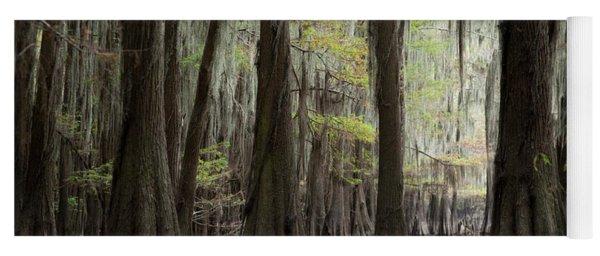 Bayou Trees Yoga Mat