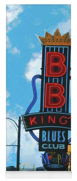 Bb Kings Yoga Mat