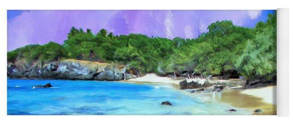 Beach 69 Big Island Yoga Mat