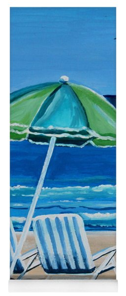 Beach Chair Bliss Yoga Mat