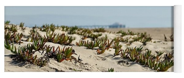 Beach Dune Yoga Mat