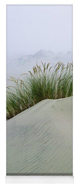 Beach Grass And Dunes Yoga Mat