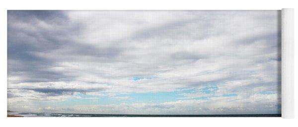Beach Horizon - Surfer's Paradise Yoga Mat