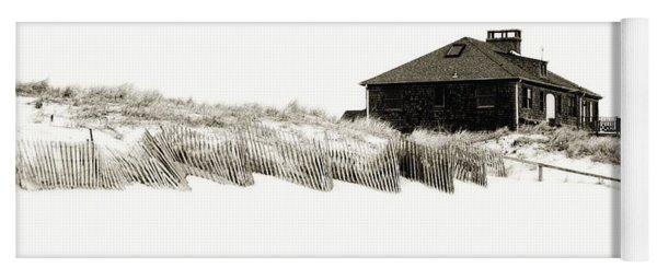 Beach House - Jersey Shore Yoga Mat