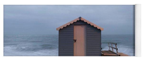 Beach Hut Yoga Mat