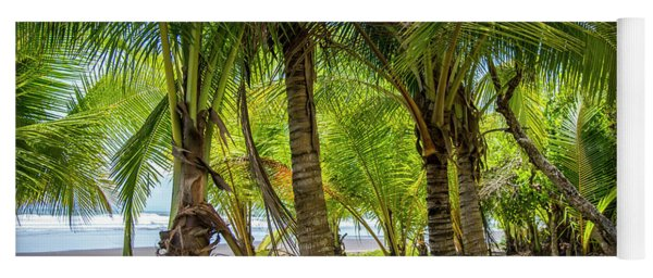 Beach Life Yoga Mat