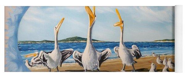Privileged. Pelican  Procedure Prevailed   Yoga Mat