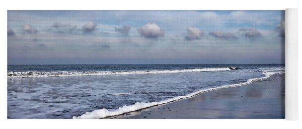 Beach Reflections Yoga Mat