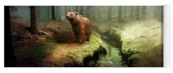 Bear Mountain Fantasy Yoga Mat