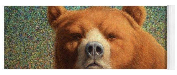 Bearish Yoga Mat