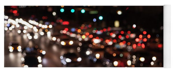 Yoga Mat featuring the photograph Beautiful Congestion by Eric Christopher Jackson
