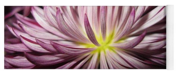 Beautiful Flower Yoga Mat