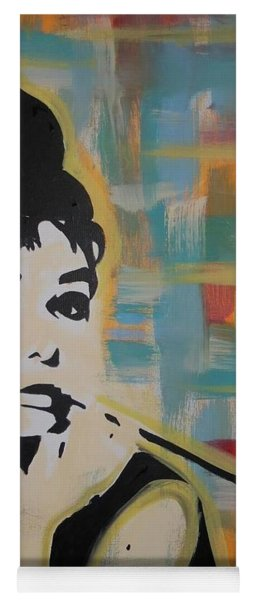 Beautiful Hepburn Yoga Mat