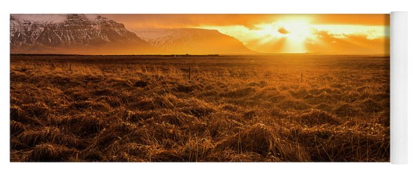 Yoga Mat featuring the photograph Beauty In Nature by Pradeep Raja Prints