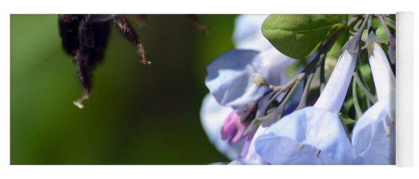 Bee Delight Yoga Mat