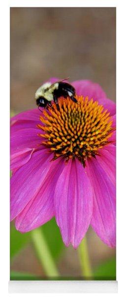 Bee Happy Yoga Mat