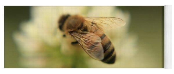 Bee Lives Matter Yoga Mat