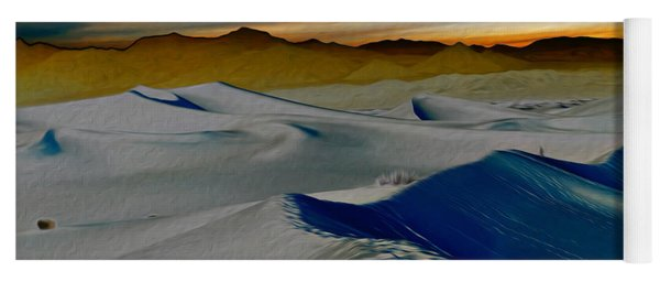 Been Through The Desert Yoga Mat