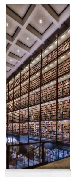 Beinecke Rare Book And Manuscript Library Yoga Mat