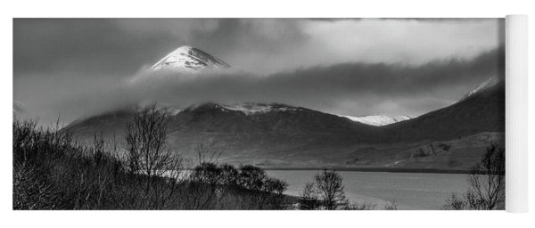 Beinn Na Cro And Loch Slapin, Isle Of Skye Yoga Mat