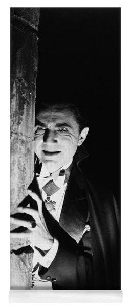 Bela Lugosi Dracula Yoga Mat