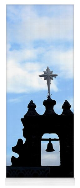 Bell Tower Capilla De Cristo Yoga Mat