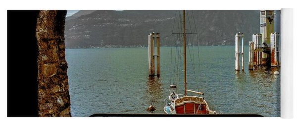 Bella Varenna - For Print Or Wrapped Canvas Yoga Mat