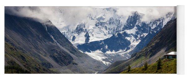 Belukha Mountain. Altay. Russia Yoga Mat