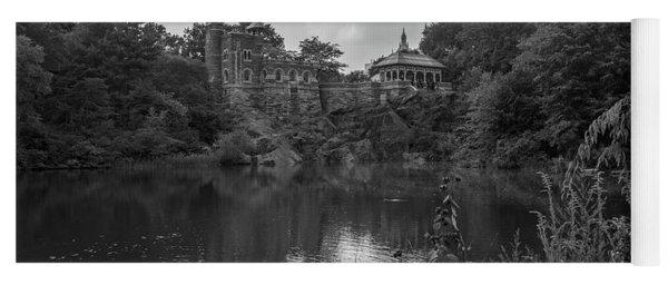 Belvedere Castle Central Park Nyc  Yoga Mat