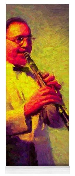 Benny Goodman Yoga Mat