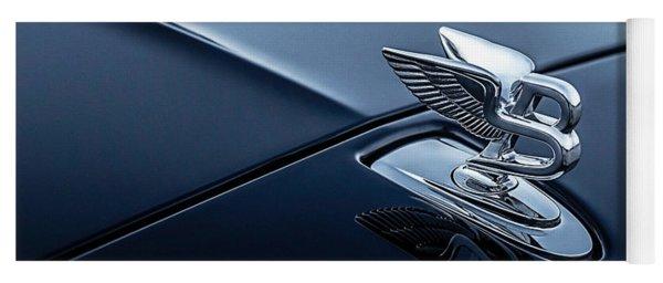 Bentley Flying B Yoga Mat