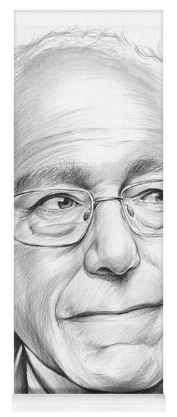 Bernie Sanders Yoga Mat